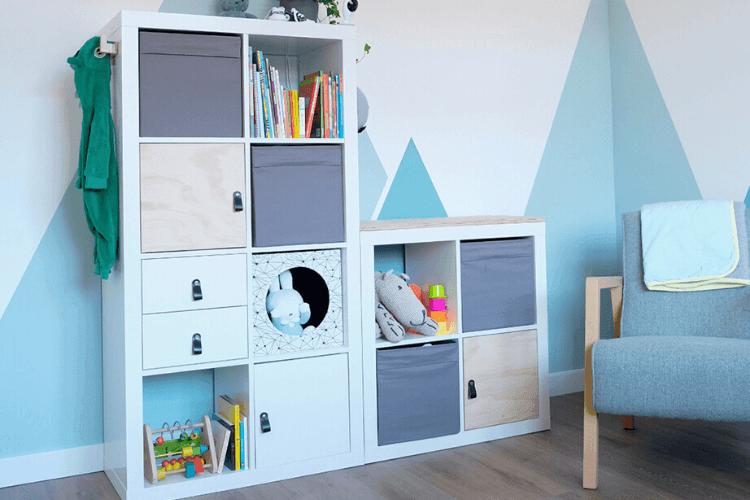 expedit plywood doors