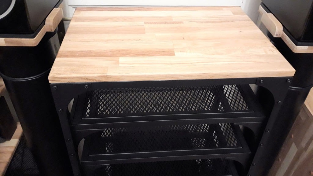 oak wood top