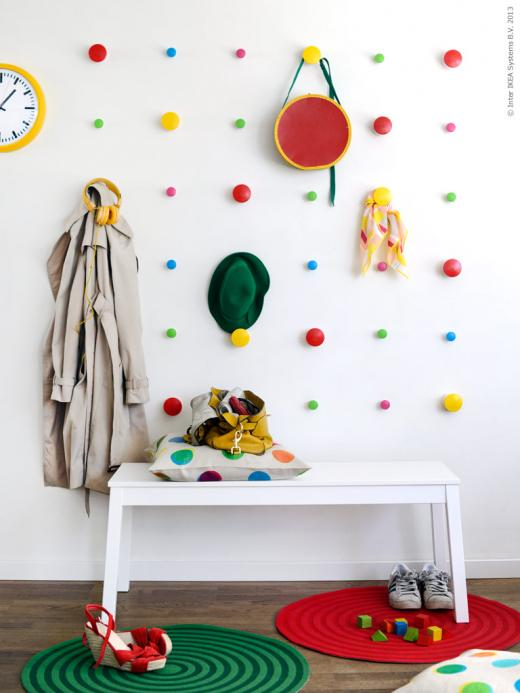 IKEA hacks and ideas to give your entryway a fresh new vibe.
