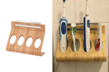 RIMFORSA electric toothbrush holder
