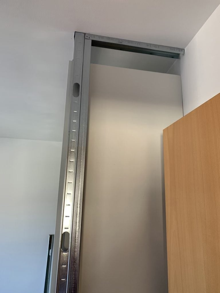 dry wall structure