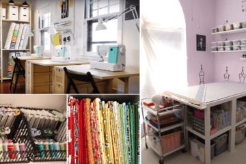 craft room ideas ikea hacks