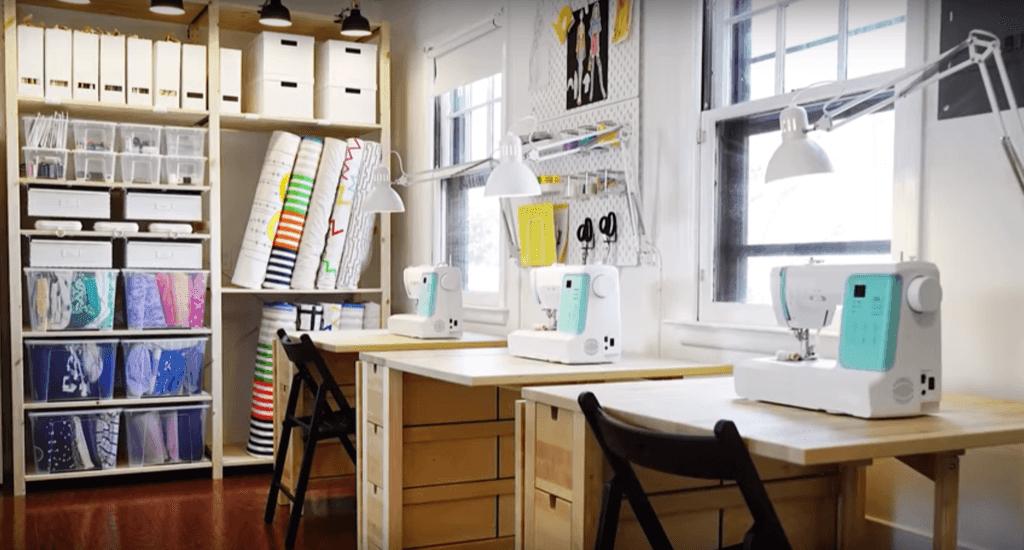 Craft room ideas - IVAR