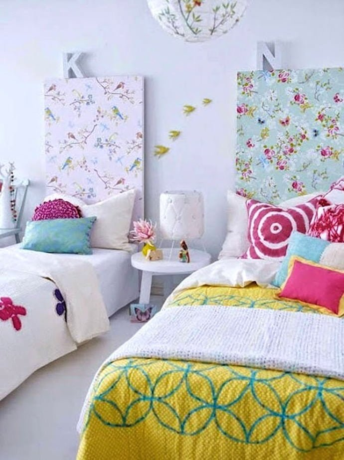 STUVA low bed headboard ideas