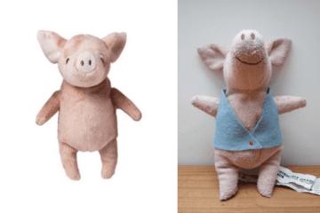 ikea KELGRIS pigs waistcoat