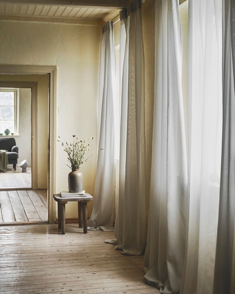 GUNRID curtain - IKEA new products for Spring 2020