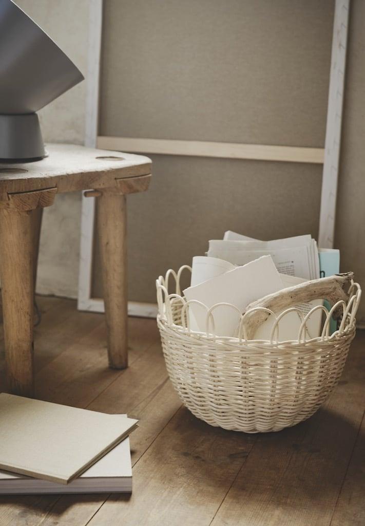 TJILLEVIPS basket - IKEA new products for Spring 2020