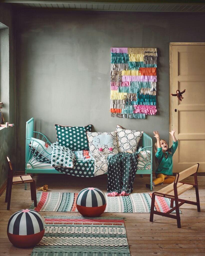KÄPPHÄST children's textile