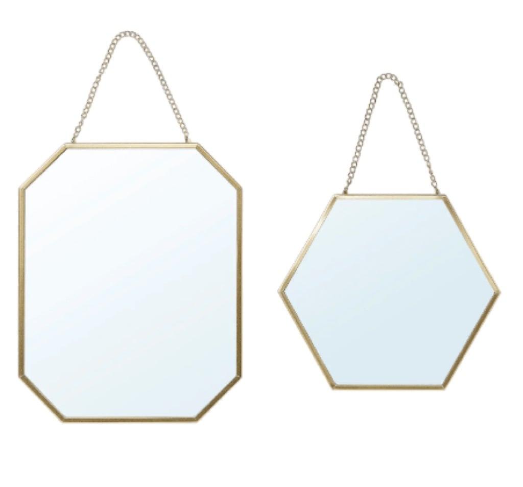 IKEA under $15 - LASSBYN mirror