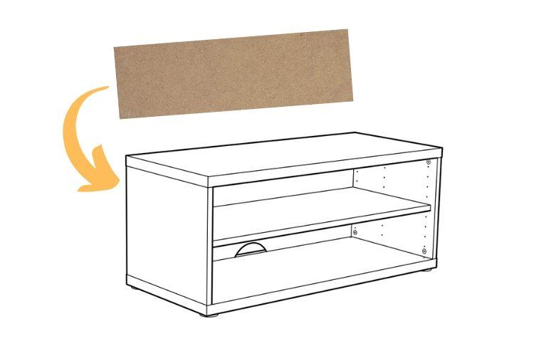 IKEA MOSJÖ hack