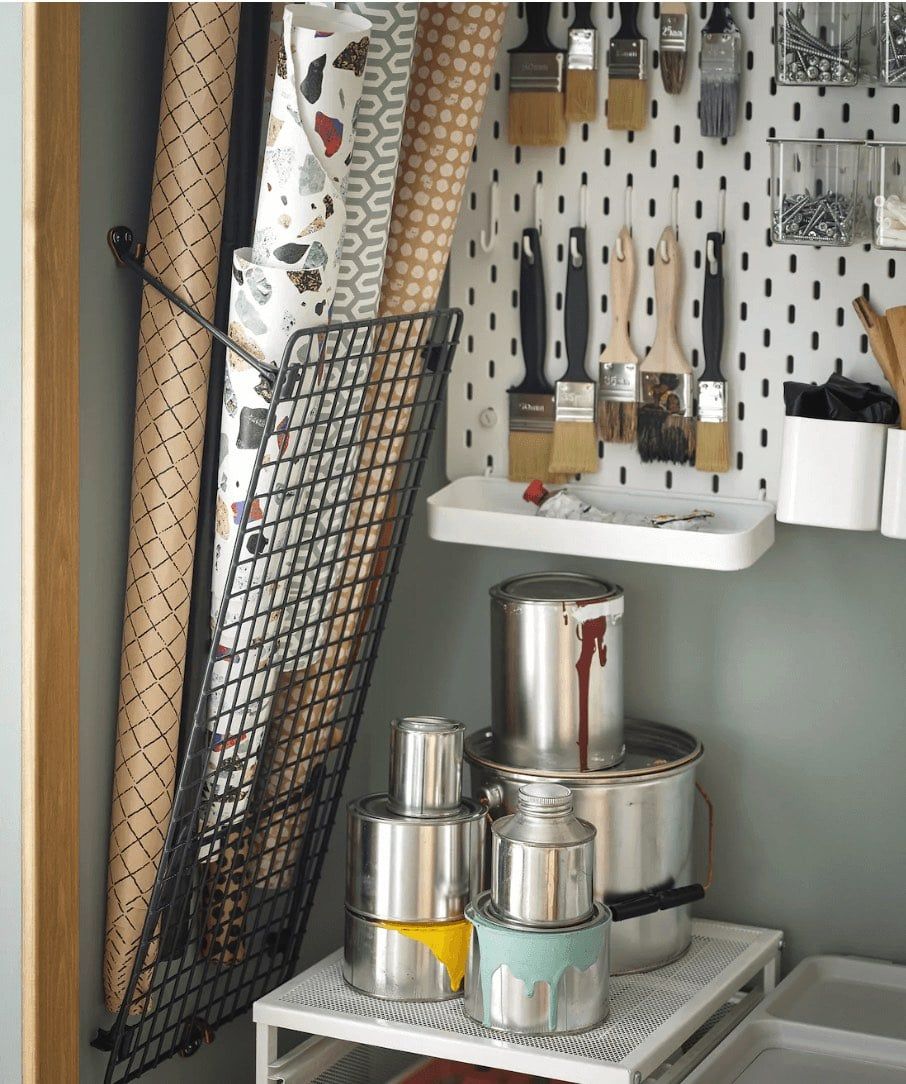 Craft room ideas - GREJIG shoe rack