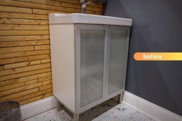 sink vanity unit fullen