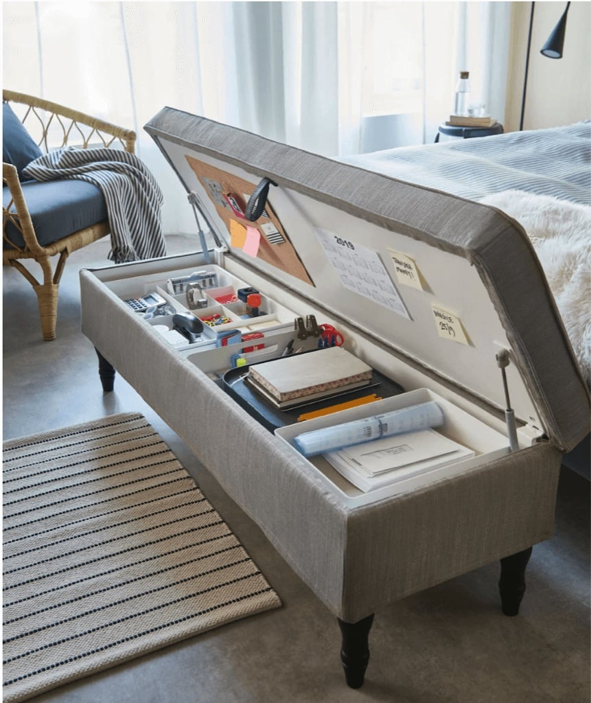 seating with storage
