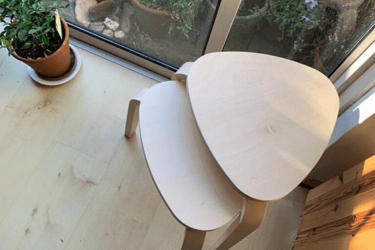 ikea kyrre nesting tables
