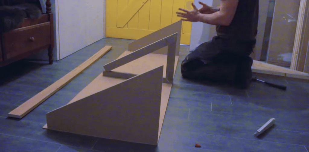 triangle storage