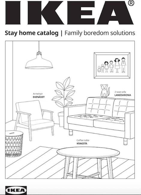 IKEA Family boredom solutions