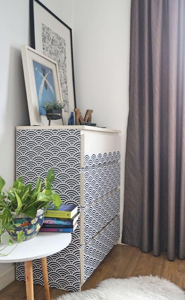malm furniture wrap