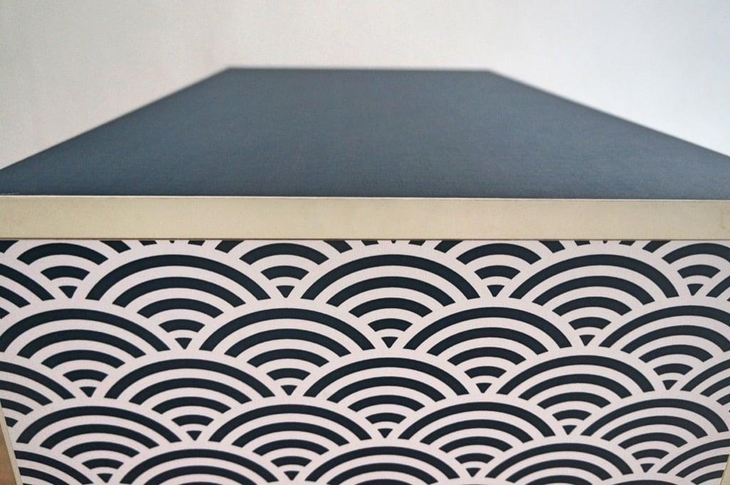 waves furniture wrap