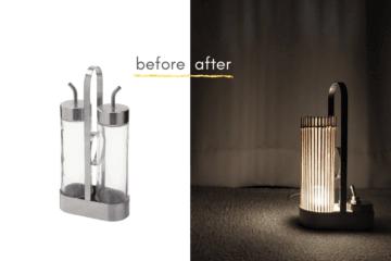 ÖRTFYLLD lamp