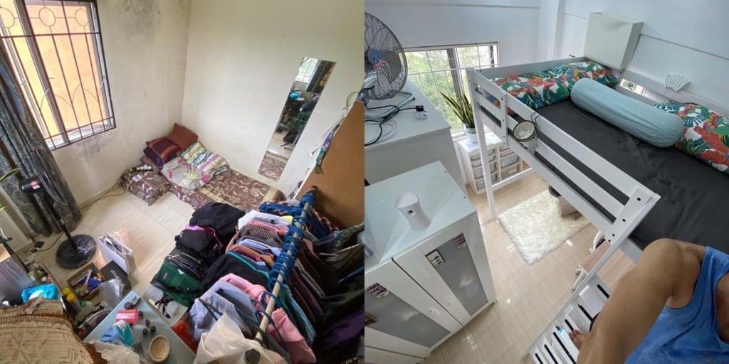 striking IKEA makeover during lockdown MCO