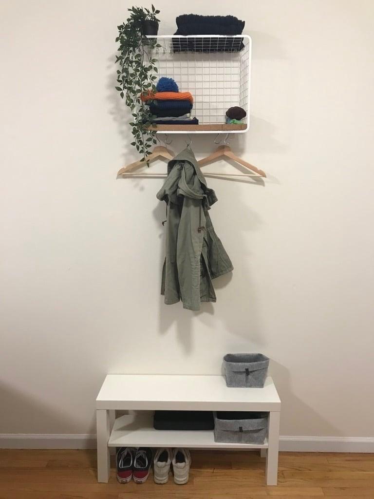 modern coat rack ikea jonaxel