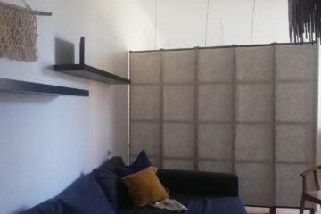 renter friendly room divider