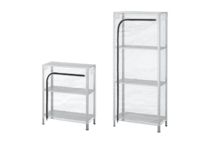 IKEA HYLLIS shelving unit