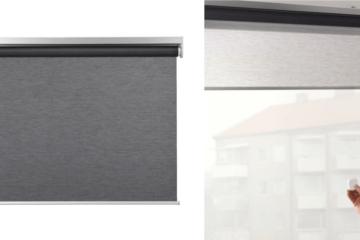 ikea kadrilj motorized blinds