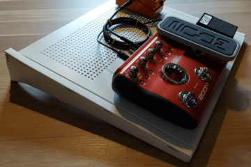 metal pedalboard