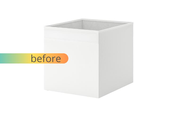 drona storage box