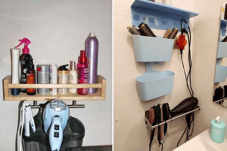 Good Hair Days Start With These 4 Little Hacks Ikea Hackers