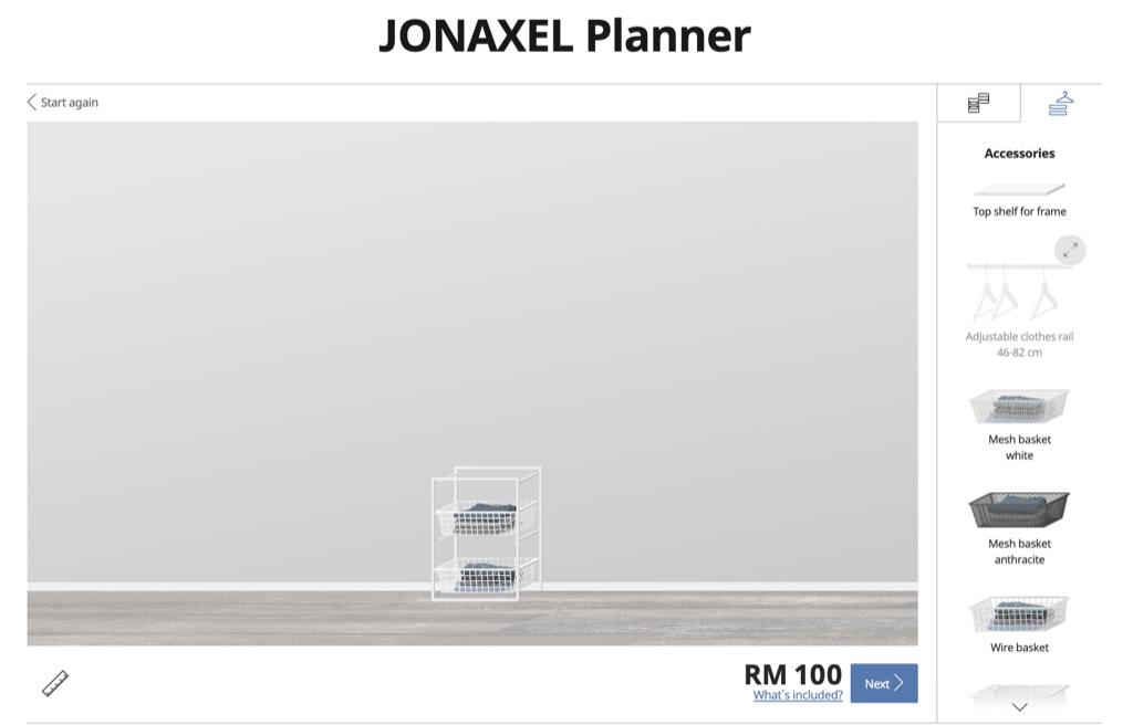 JONAXEL planner