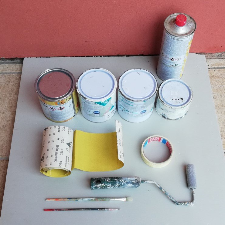 paints and primer