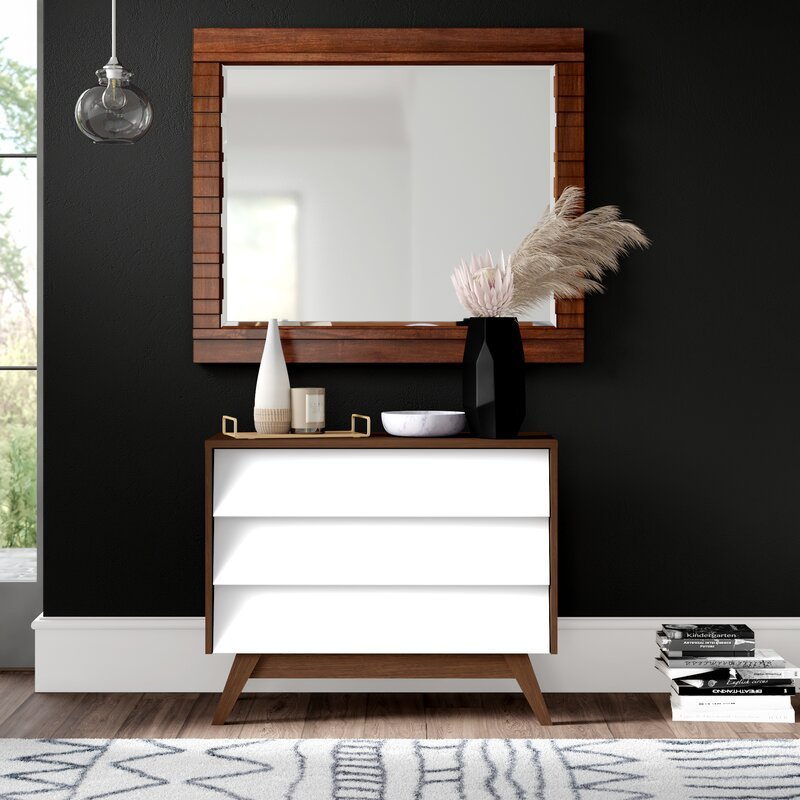 Q: How to recreate this Wayfair dresser with IKEA""