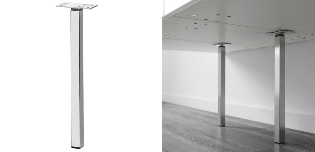 IKEA SEKTION legs