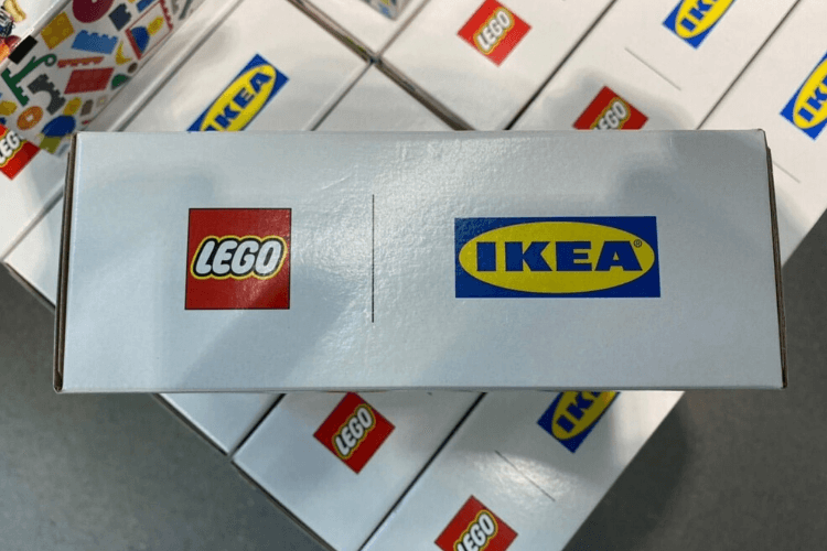 lego collaboration