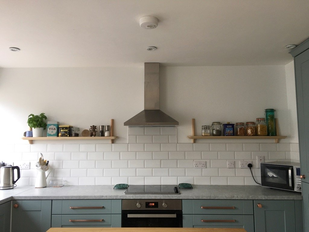 lisabo kitchen shelf