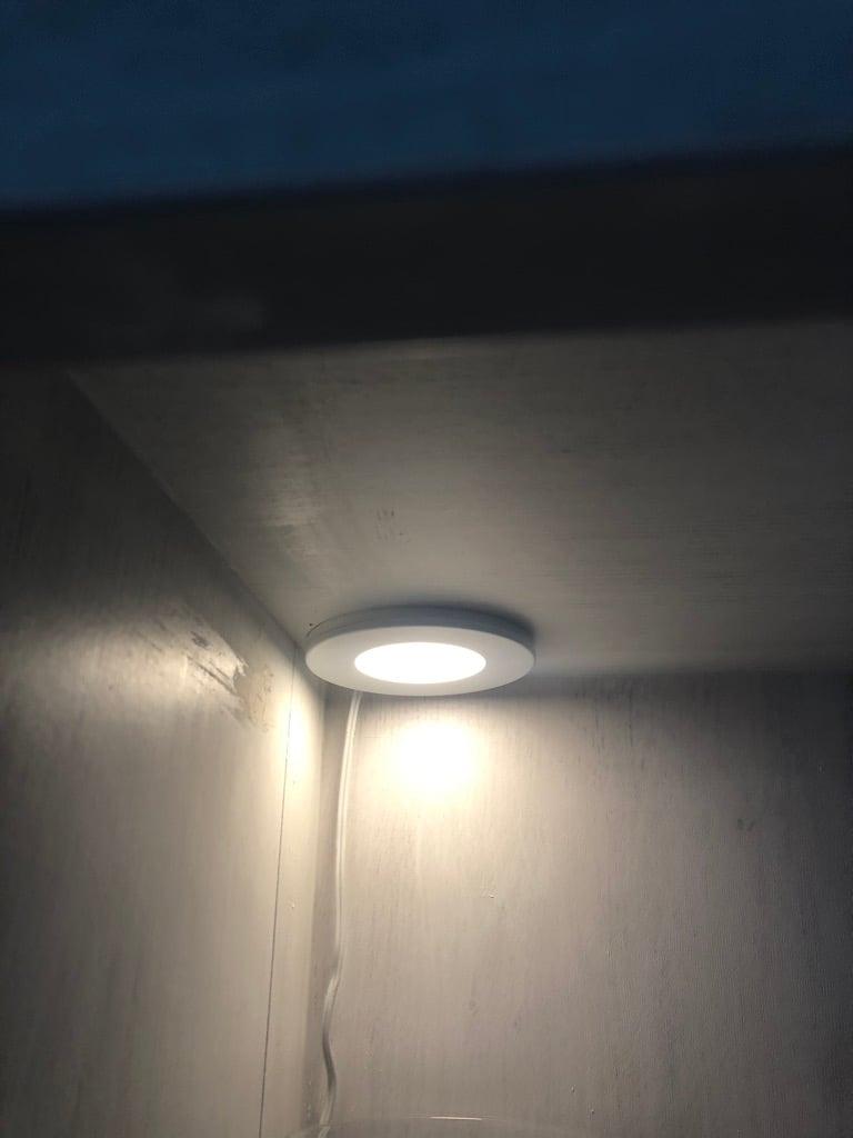 dining room bar puck light