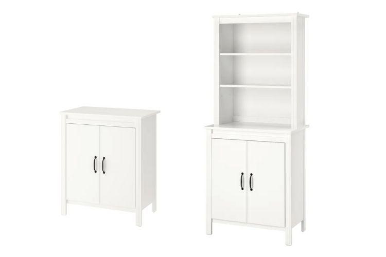 BRUSALI cabinet IKEA