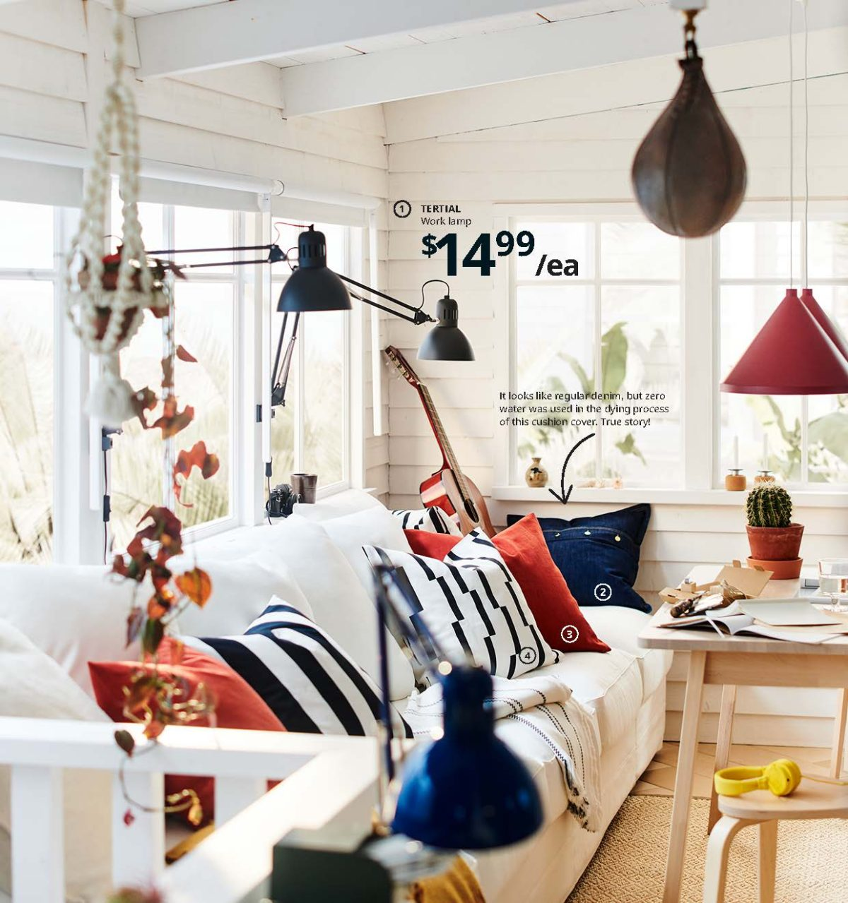 IKEA Catalogue 2021 - living light