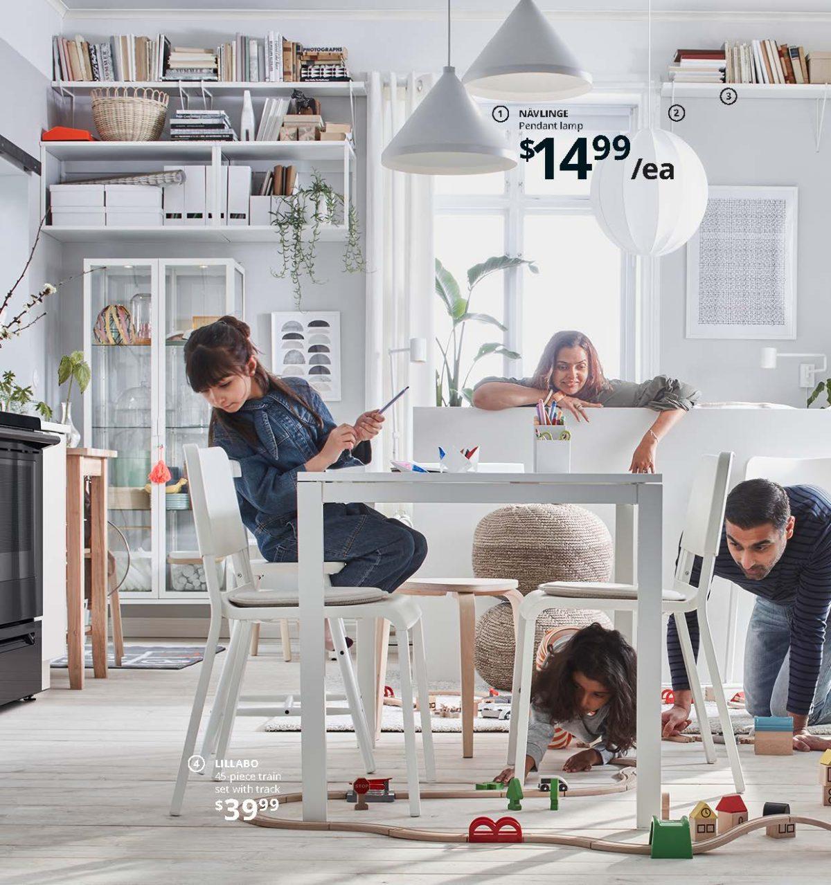 IKEA Catalogue 2021 - home for 4