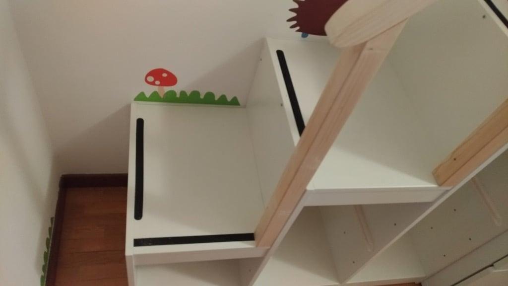 TROFAST storage steps