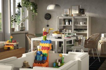 IKEA LEGO BYGGLEK launch