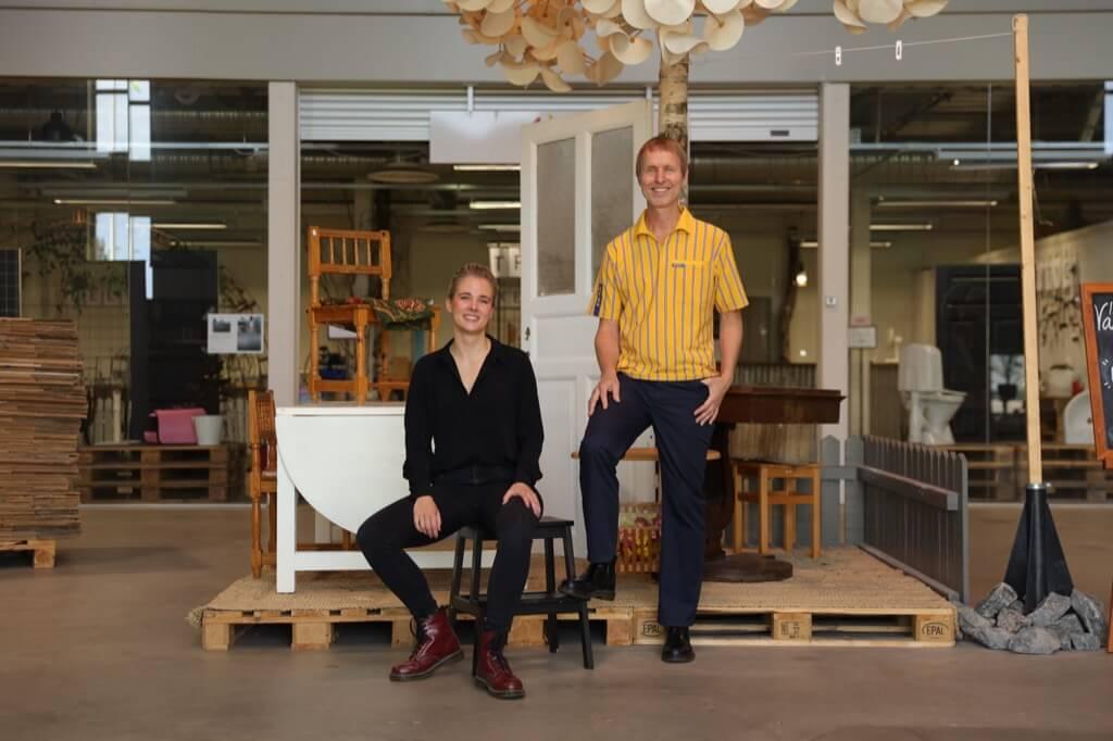 IKEA head of sustainability