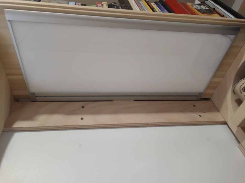 Assemble IKEA IRSTA LED light