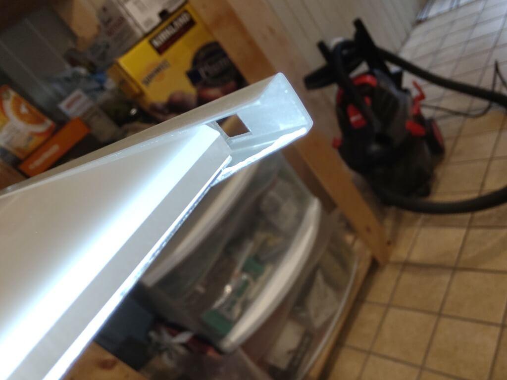 Disassemble IKEA IRSTA LED light