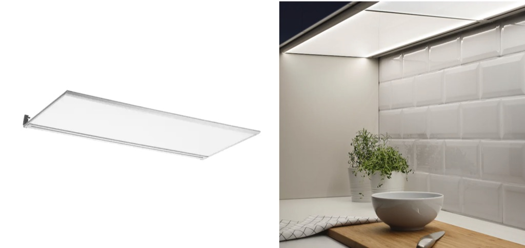 ikea irsta led countertop light