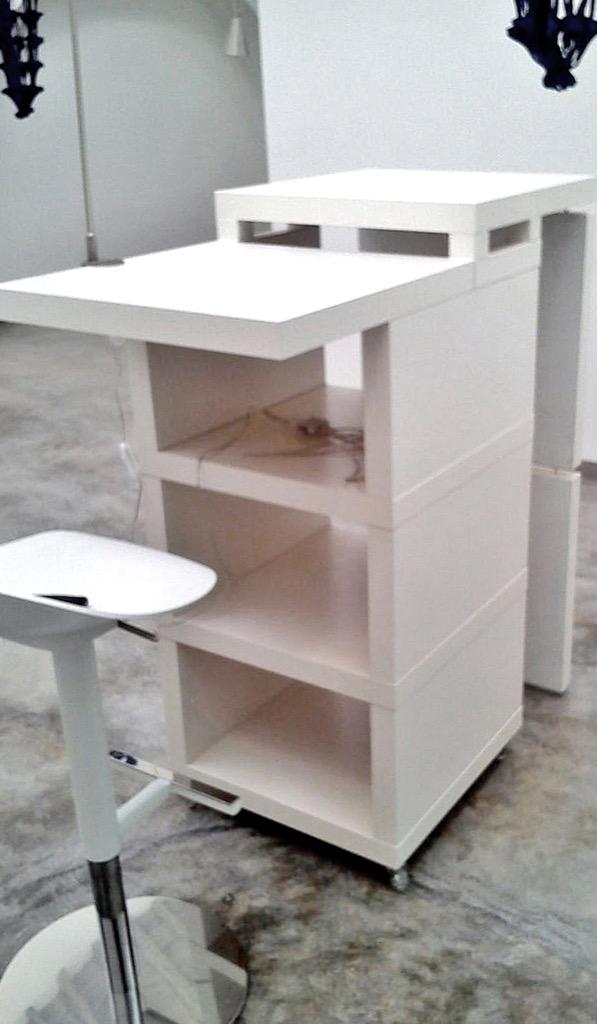 IKEA DIY ticket booth