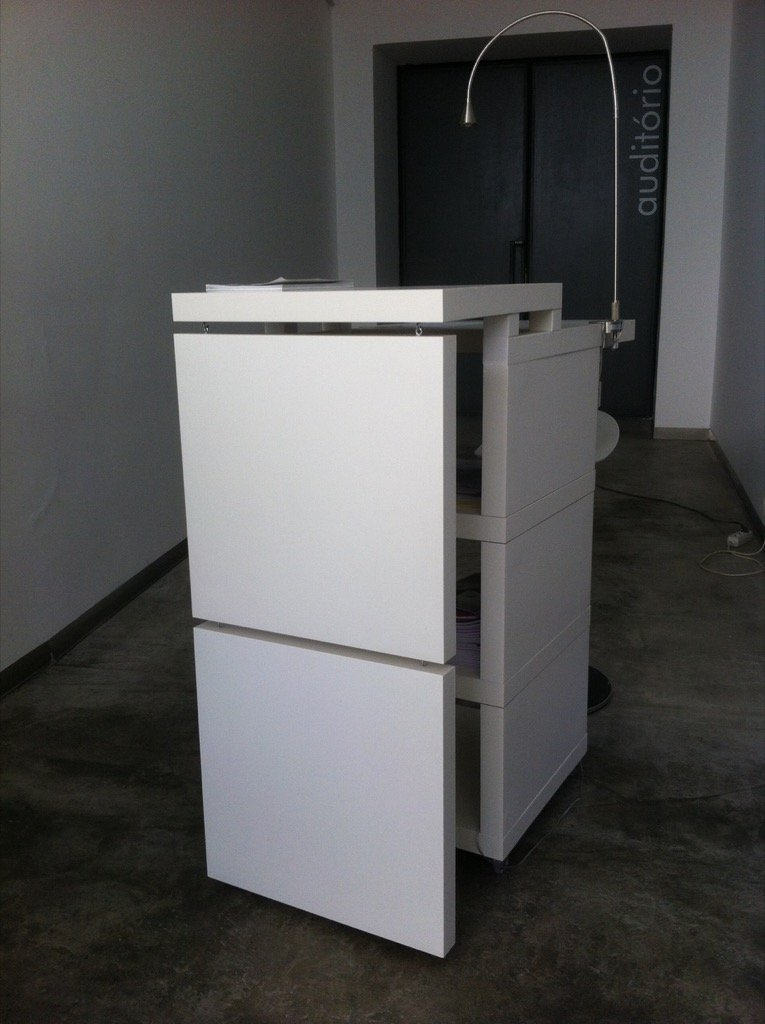 IKEA DIY ticket booth