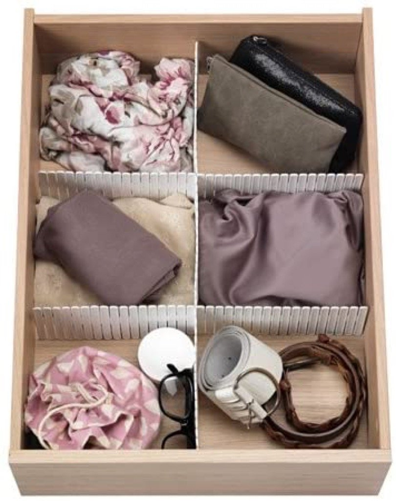 hofta drawer dividers